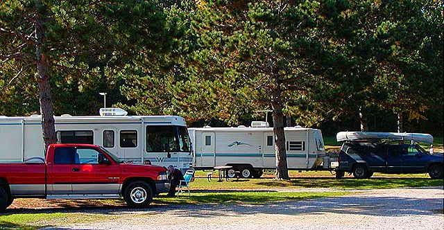 Top Ten Favorite Campgrounds Gypsy Journal Rv Travel