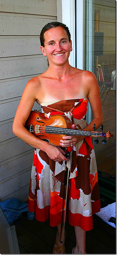 Jonna woth violin