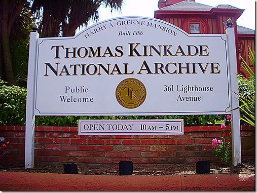Kinkaide sign