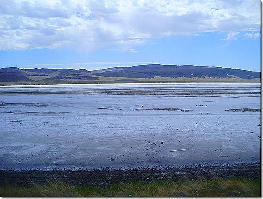 Nevada salt flats 5
