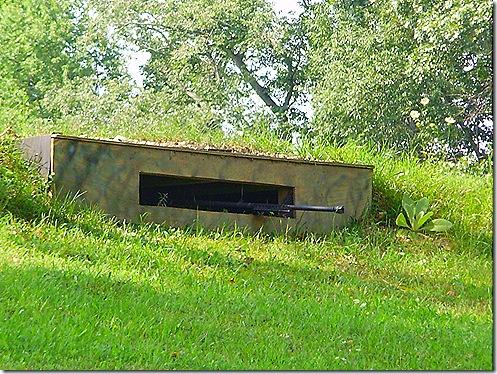 Gun bunker best