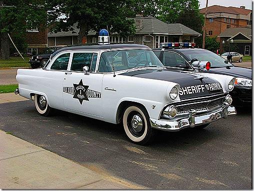 Old Sheriffs Car e