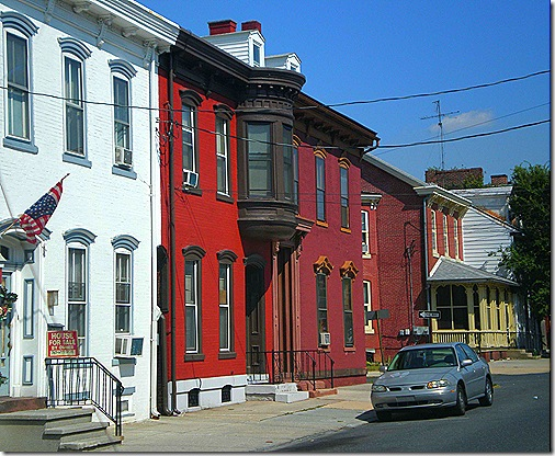 Annville Row Houses