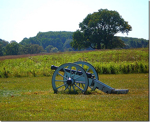 Valley Forge cannon