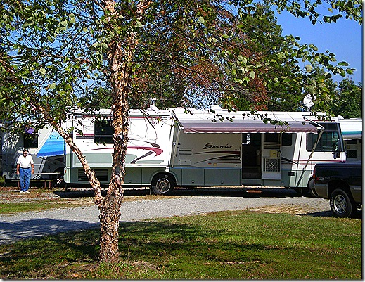 Moving Rv awnings out