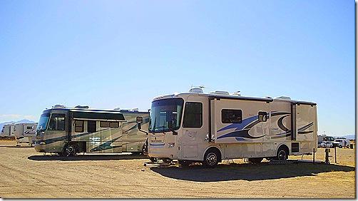 Pima Countyu Fair RV park 2
