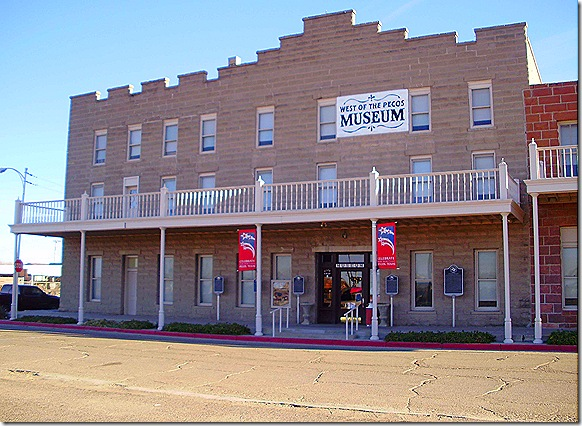 West of the Pecos Museum