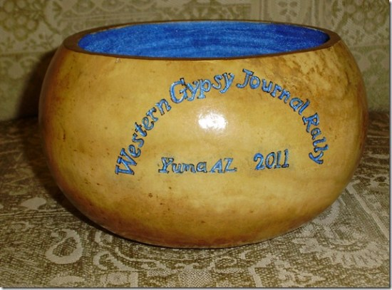 Gourd back