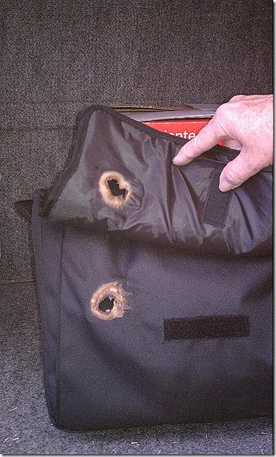 Burned Case