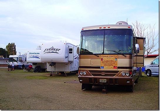 Parked RVs 3