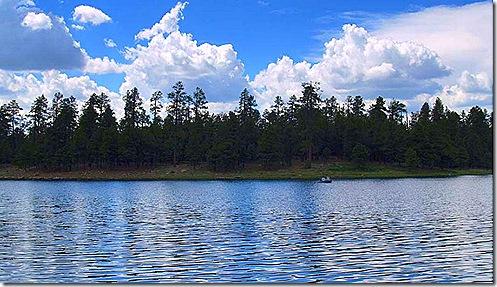 White Mountain Lake