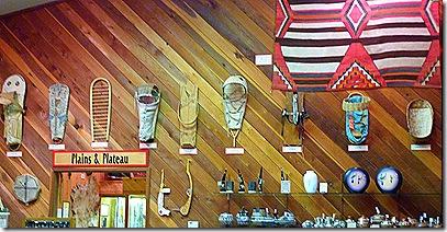 Cradleboard display