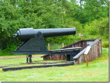 Gun position 2