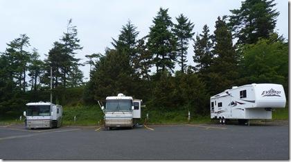 Newport Elks RV park 2