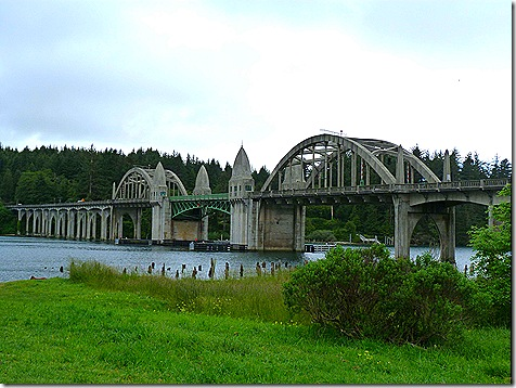 Siuslaw River Bridge Florence