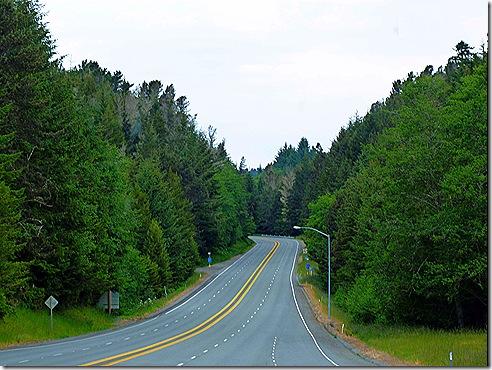 US 101 4 lane