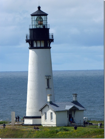 Yaquina Head Lighthouse close 5