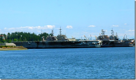 Bremerton aircraft carrier 2