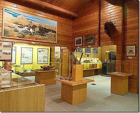 Buffalo Museum inside