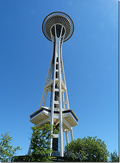 Space Needle copy