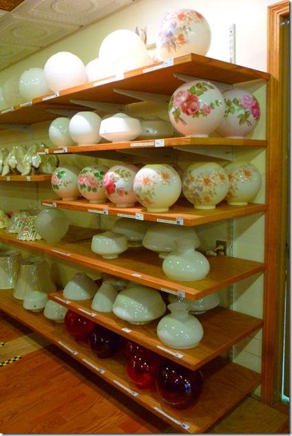 Lamp globes