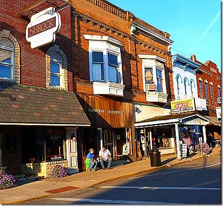 Loudonville street
