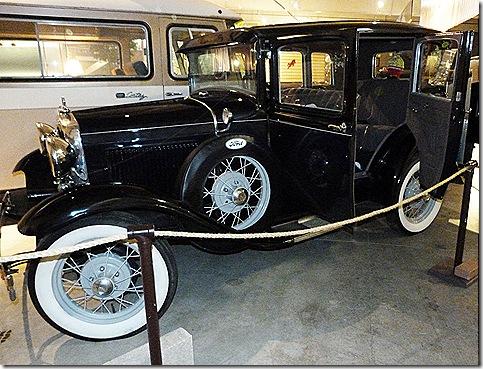 Old Model T 3