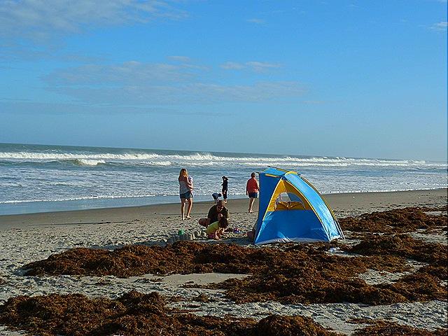 Beach Bums – Gypsy Journal RV Travel Newspaper