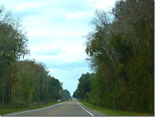 Highway 50 in Florida