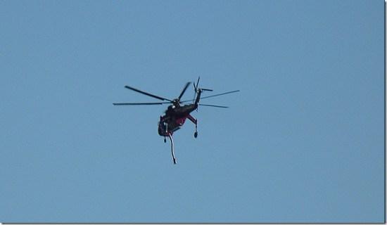 Fire chopper