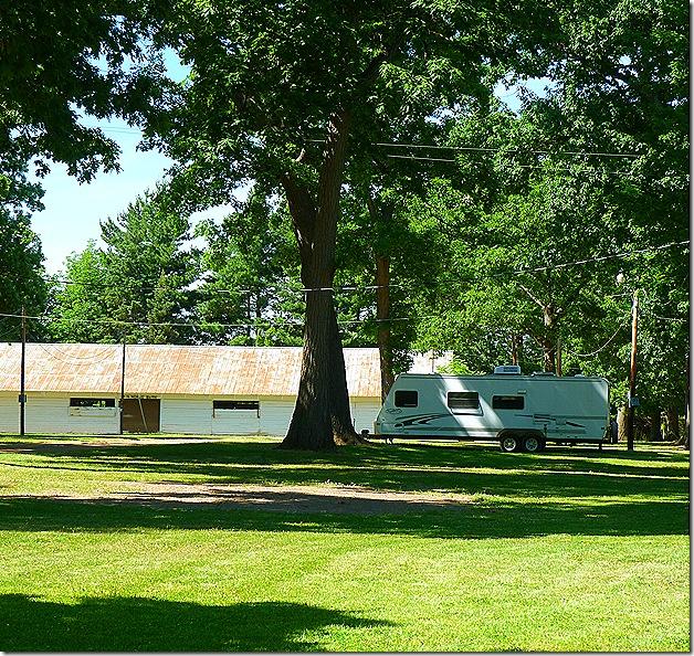 Fairground trailer