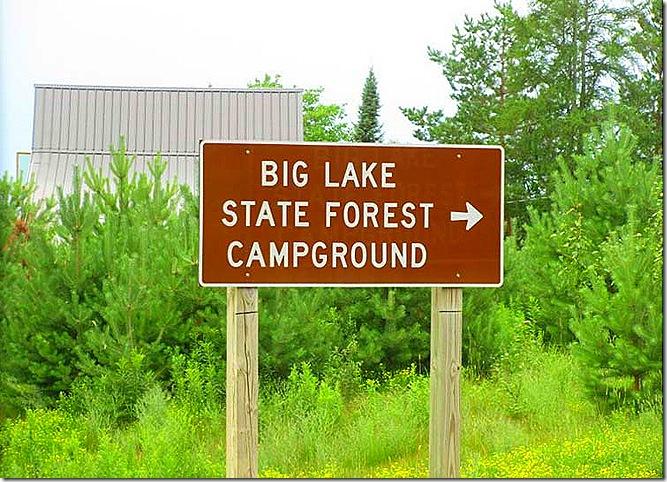 Big Lake UP