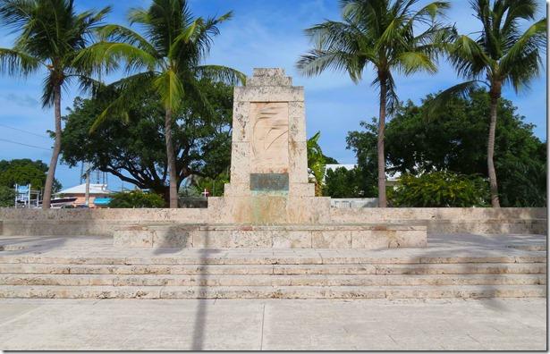 Hurricane memorial