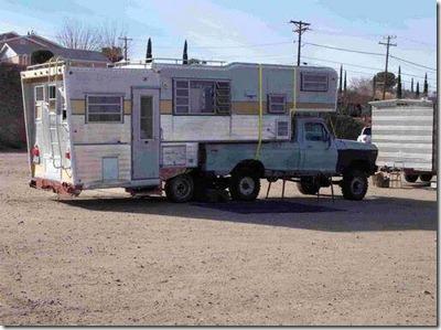 Double Truck camper