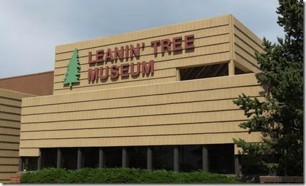 Leanin Tree outside