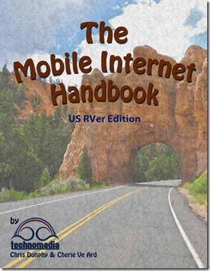 Mobile Internet  Handbook - US RVer Edition