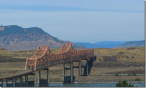Bridge over Columbia