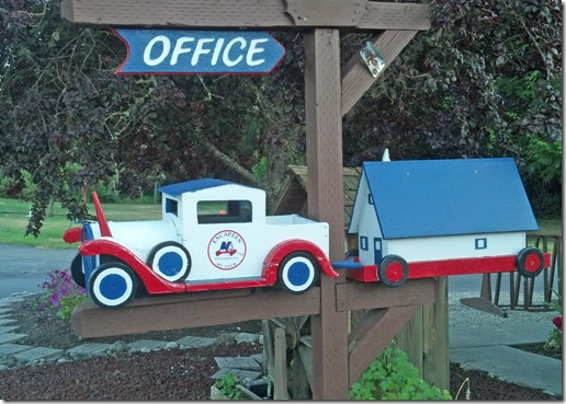 Chimacum SKP mailbox