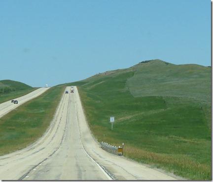 Montana hills
