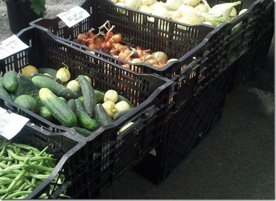 Astoria market produce 2