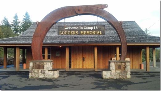 Loggers Memorial