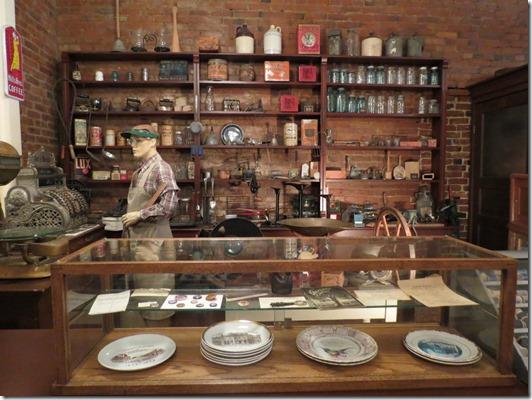 Museum general store