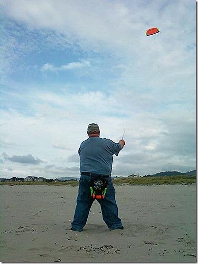 Nick and kite