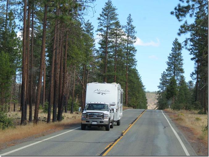 Fiver on SR 89