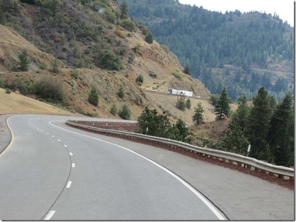 I5 Oregon Mountains