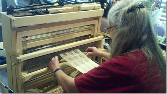 Terry weaving