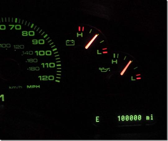 100000 miles