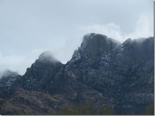 Craggy mountain 2