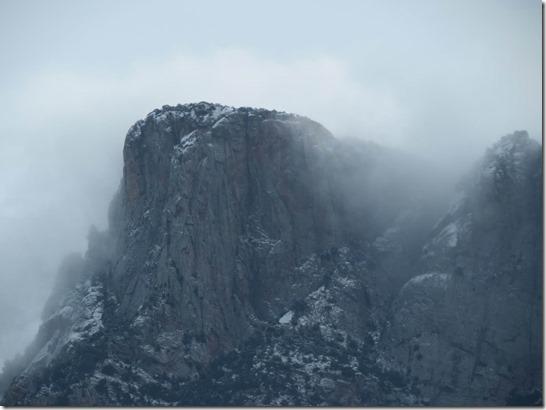 Craggy mountain