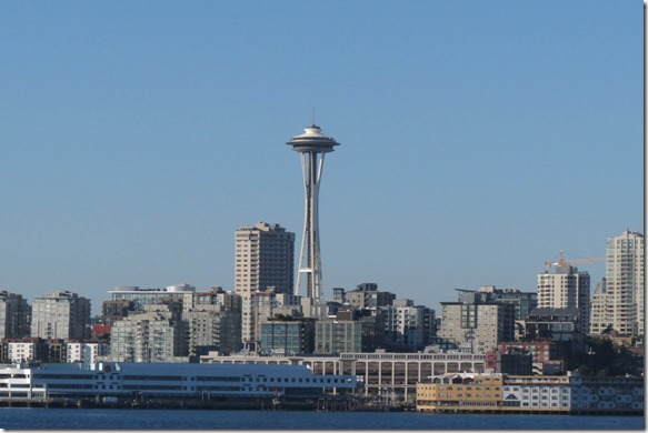 Space Needle skyline